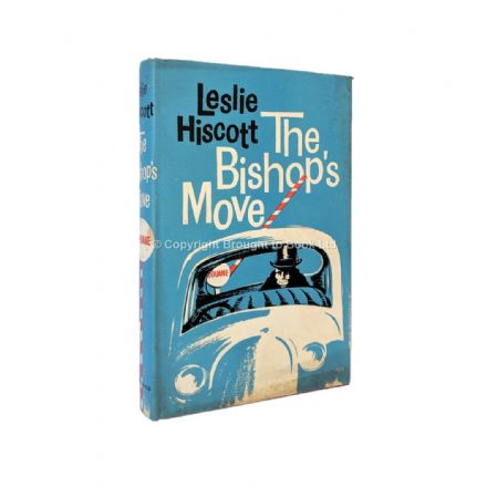 The Bishop's Move by Leslie Hiscott First Edition Macdonald 1961